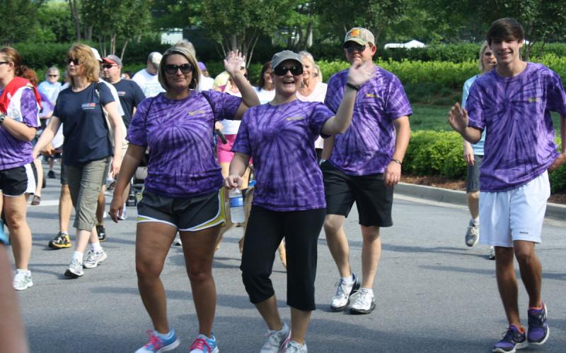 Arthritis Walk 2012