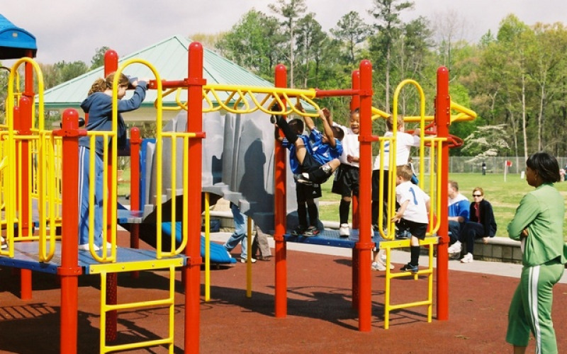 Peachtree Ridge Youth Association/Gwinnett County Parks; Recreation - 2006, 2007