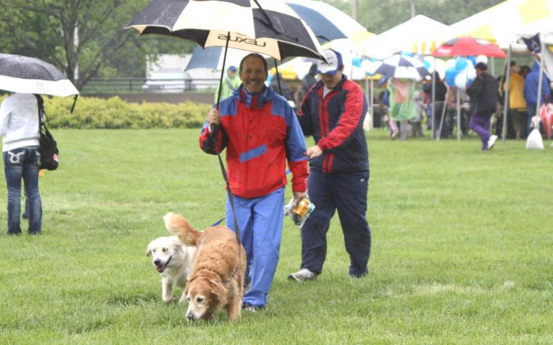 Arthritis Walk 2013