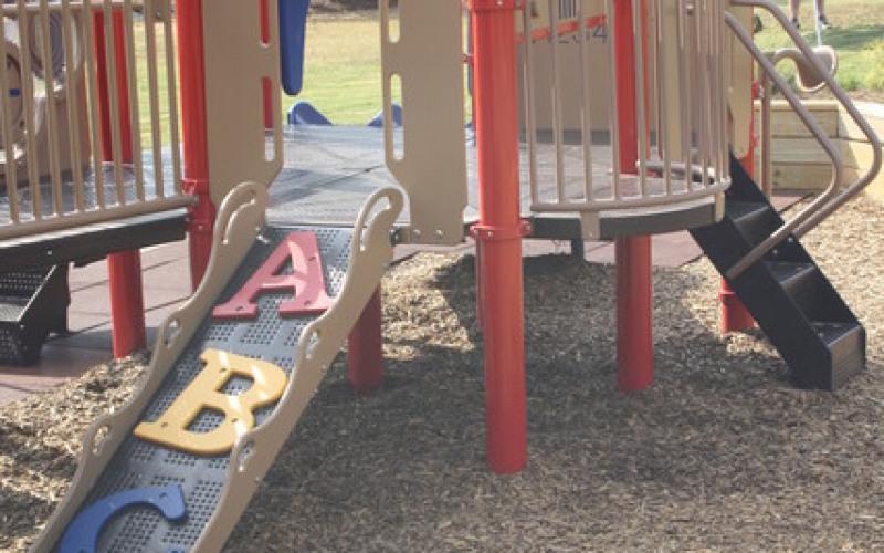 Wyomia Tyus Playground - 2011