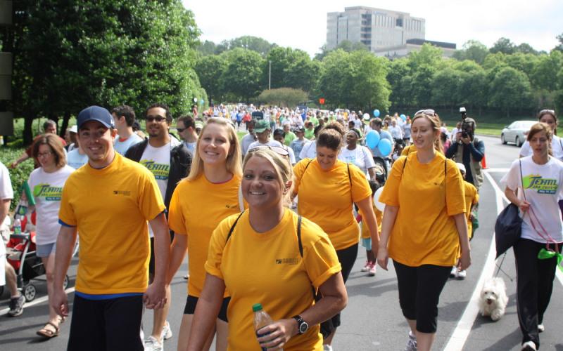 Arthritis Walk 2011