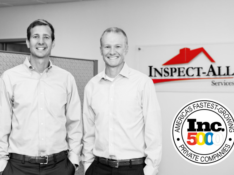 Inspect-All Services Named to Inc. 5000 List of America�s Fastest-Growing Private Companies  for Fourth Consecutive Year