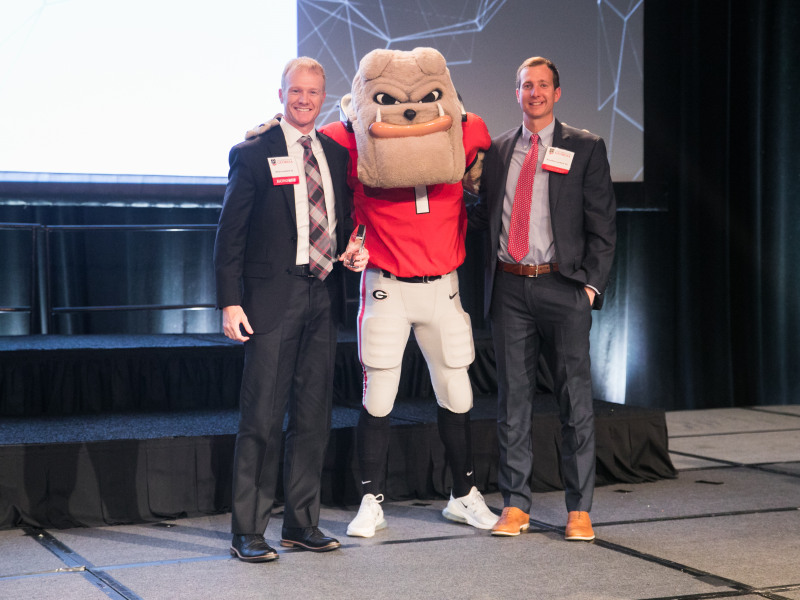 Inspect-All Services Named to 9th Straight   Bulldog 100: Fastest-Growing Bulldog Businesses List  Class of 2019