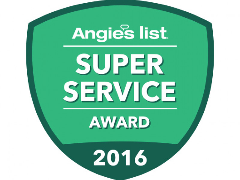 Press Release: Inspect-All Services Earns 2016 Angie's List Super Service Award