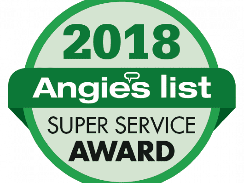 Inspect-All Services Earns  2018 Angie's List Super Service Award