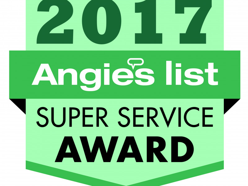 Inspect-All Services Earns 2017 Angie's List Super Service Award