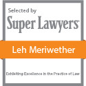 Leh Meriwether Badge