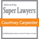 Courtney H. Carpenter Badge