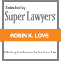 Robin K. Love Badge