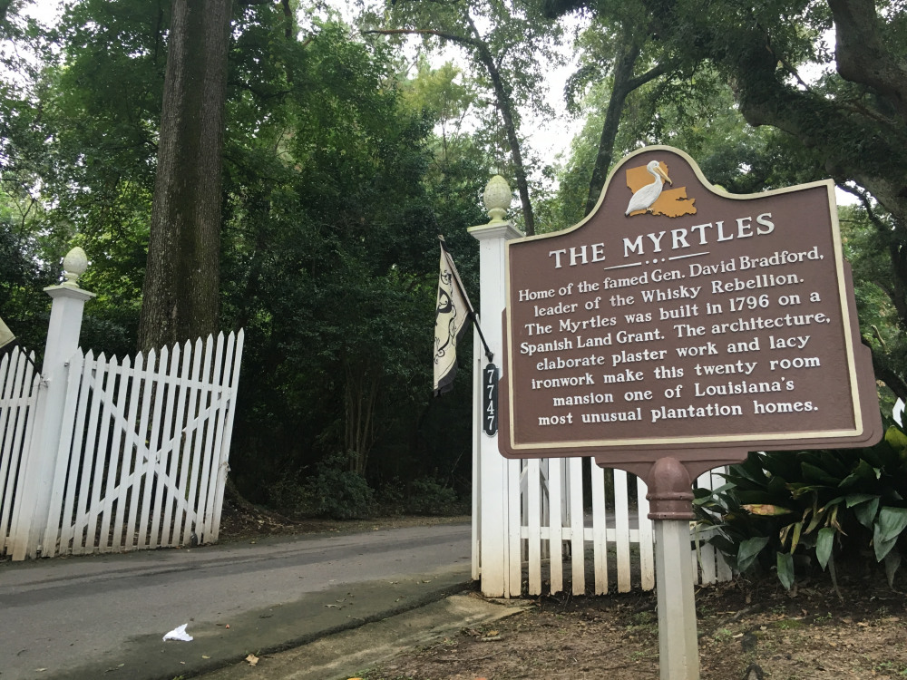 The World's Most Haunted House: The Myrtles Plantation ...
