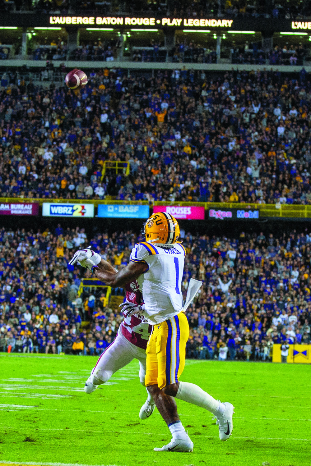 Just Peachy: LSU is Back in the National Championship Hunt ...