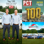 Inspect-All Services Named to 2018 PCT Top 100 List of Largest Pest Control Companies in U.S.