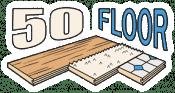 50 Floor  logo