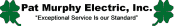 Pat Murphy Electric logo