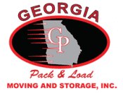 Georgia Pack & Load logo