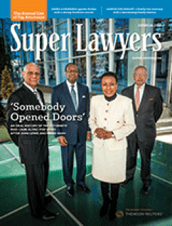 2017 Super Lawyers - 7 Attorneys Selected!