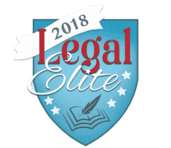 2018 Georgia Trend- Legal Elite Award