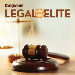 2019 Georgia Trend - Legal Elite Award