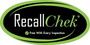 Lifetime RecallChek Warranty for Appliances