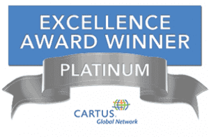 BHGRE Metro Brokers Relocation Team is Awarded Platinum and 5 Star by Cartus