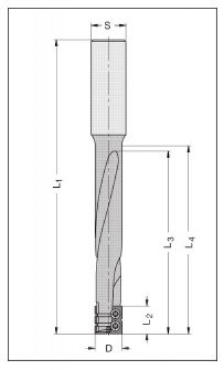 Series 6236 - Deep Pocket Mortise Bit