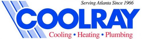 Coolray Heating & Air logo