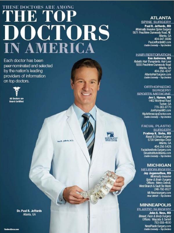 Meet Dr Jeffords Dr Paul Jeffords Md