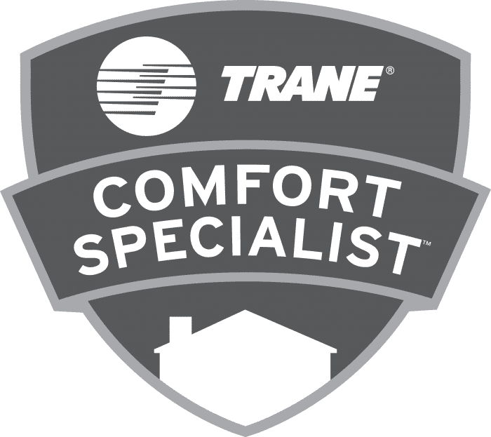 trane logo black. here is some helpful information about purchasing and installing a new air conditioner for your home or business. we help answer what tonnage means the trane logo black v