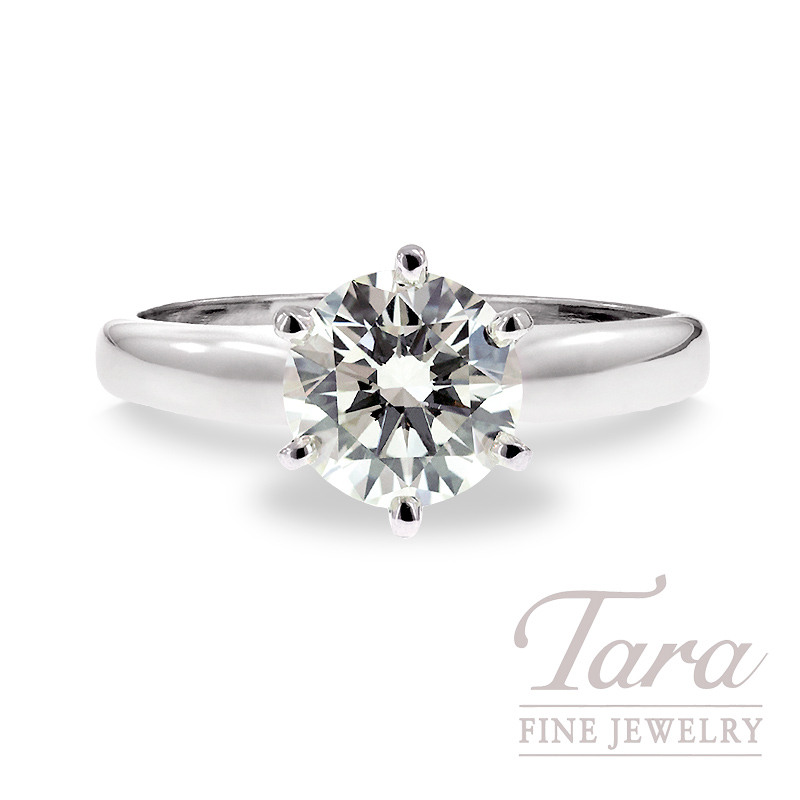 Forevermark Round Brilliant Diamond Solitaires - Click for a List of Our Many Sizes in Stock!