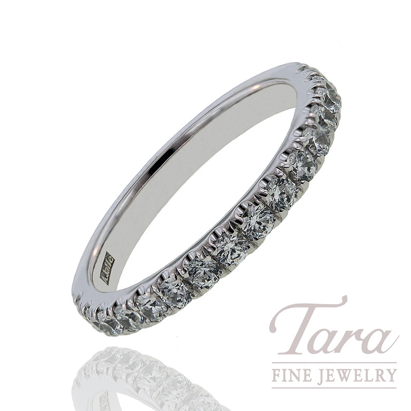 A. Jaffe Diamond Wedding Band, .50 CT TW.