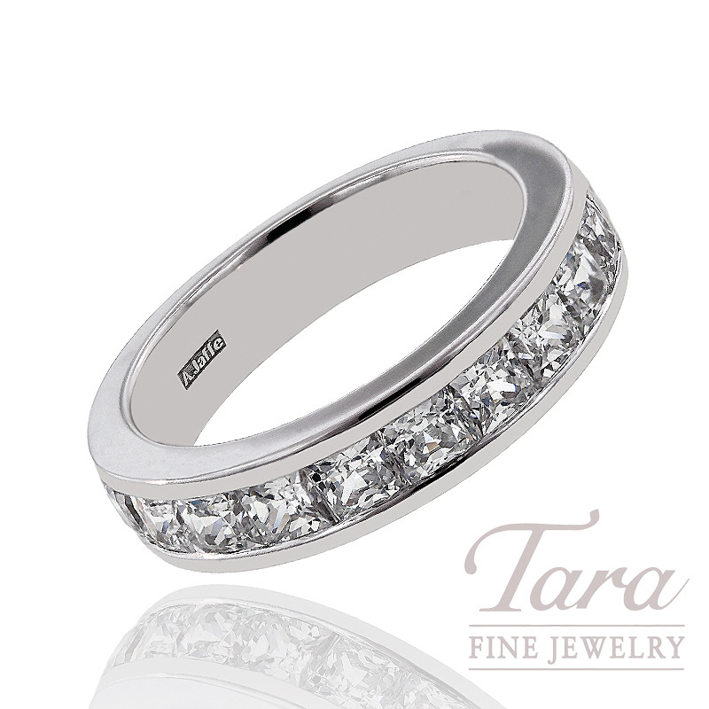 A. Jaffe Diamond Wedding Band  1.60 CT TW.