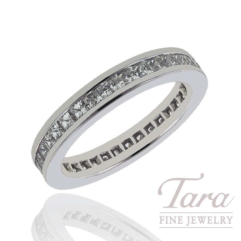 A. Jaffe Diamond Wedding Band, 1.40 CT TW.