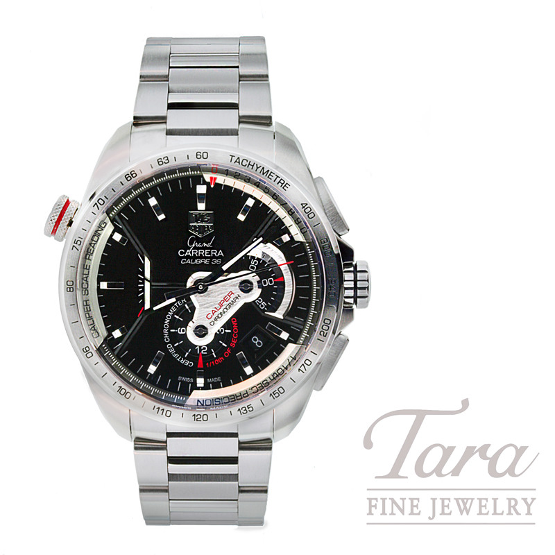 Tag Heuer Watch 43mm Grand Carrera