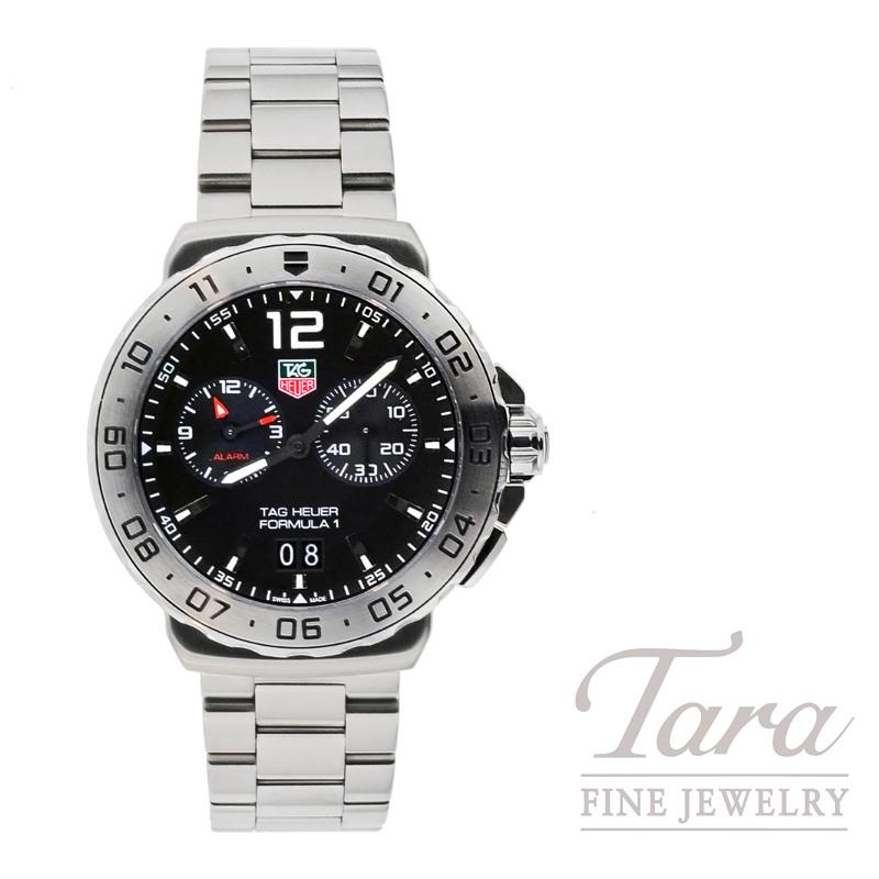 Tag Heuer Watch 42mm Formula 1 Alarme