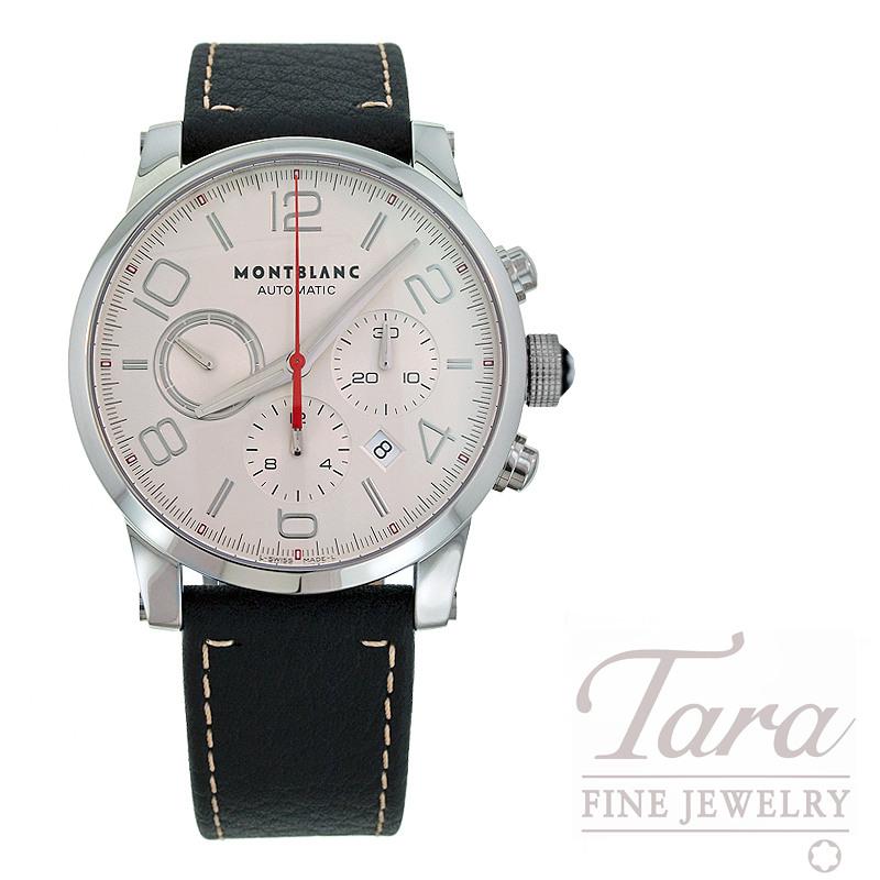 Montblanc Watch 43mm Timewalker