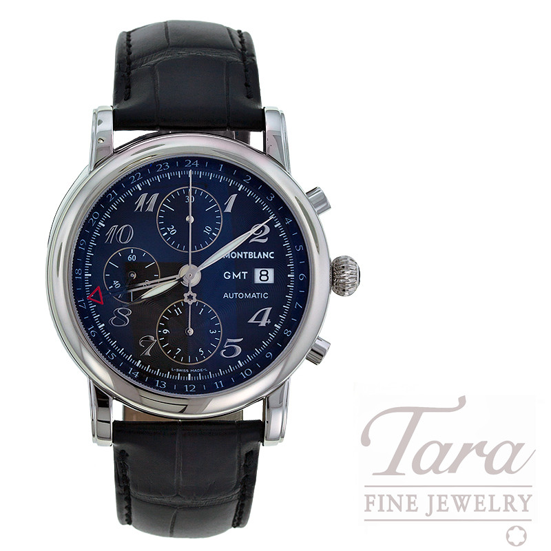 Montblanc Watch 42mm Star Classic GMT Automatic