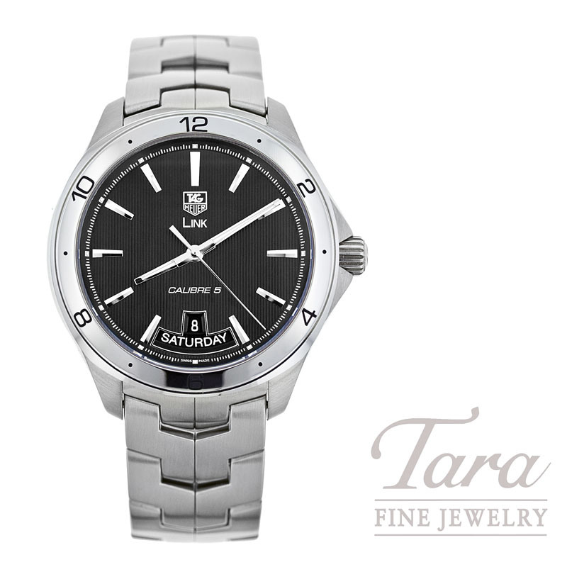 Tag Heuer Watch 42mm Link