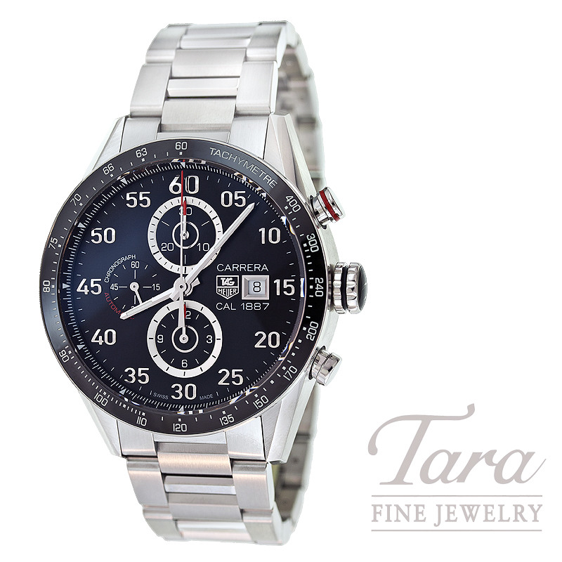 Tag Heuer Watch 43mm Carrera