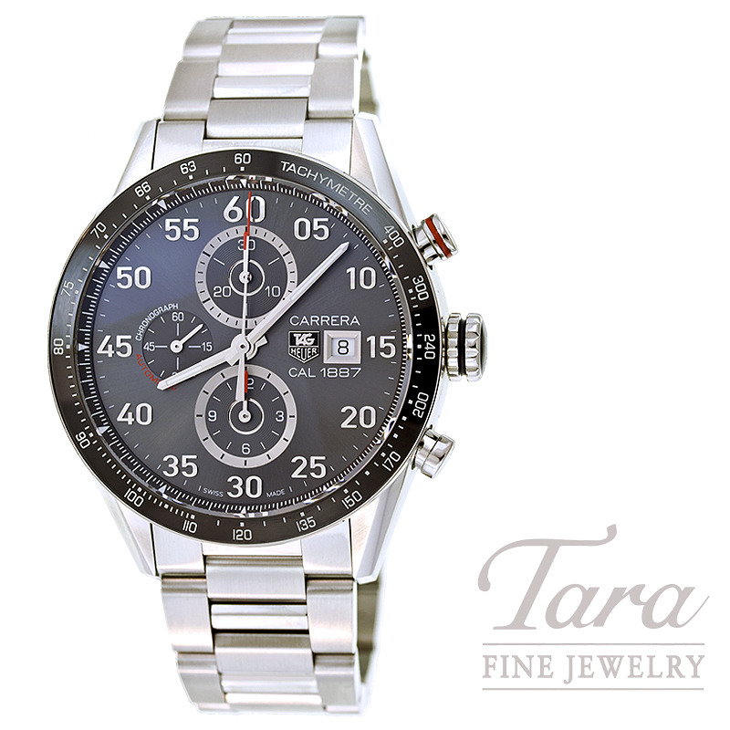 Tag Heuer Watch 43mm Carrera