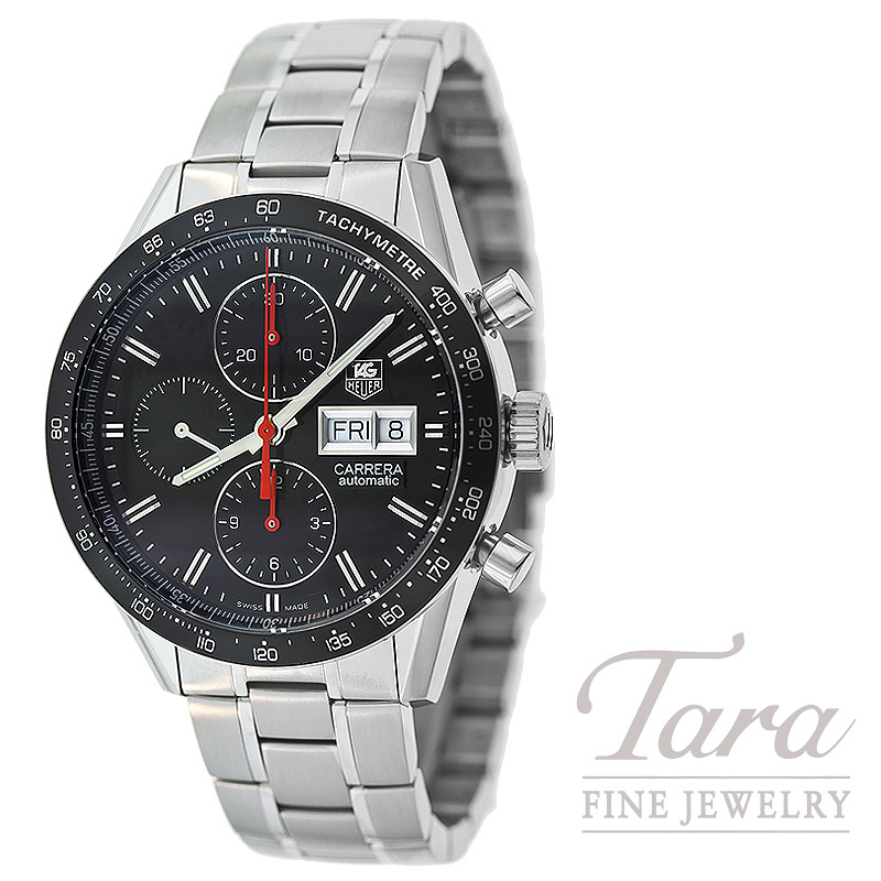 Tag Heuer Watch 41mm Carrera