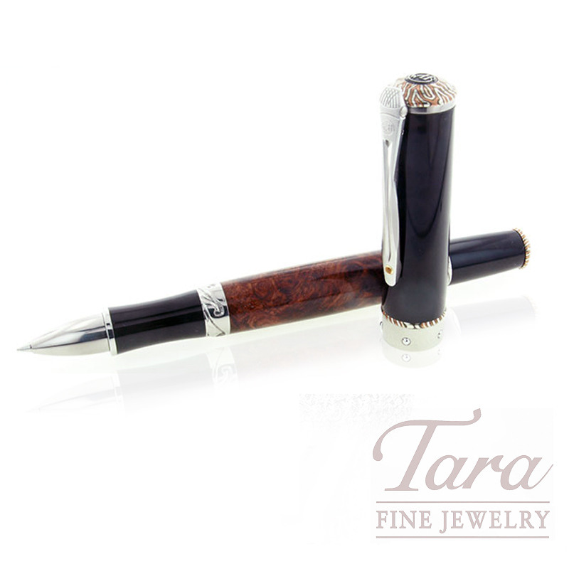William Henry Cabernet 1106 Rollerball Pen
