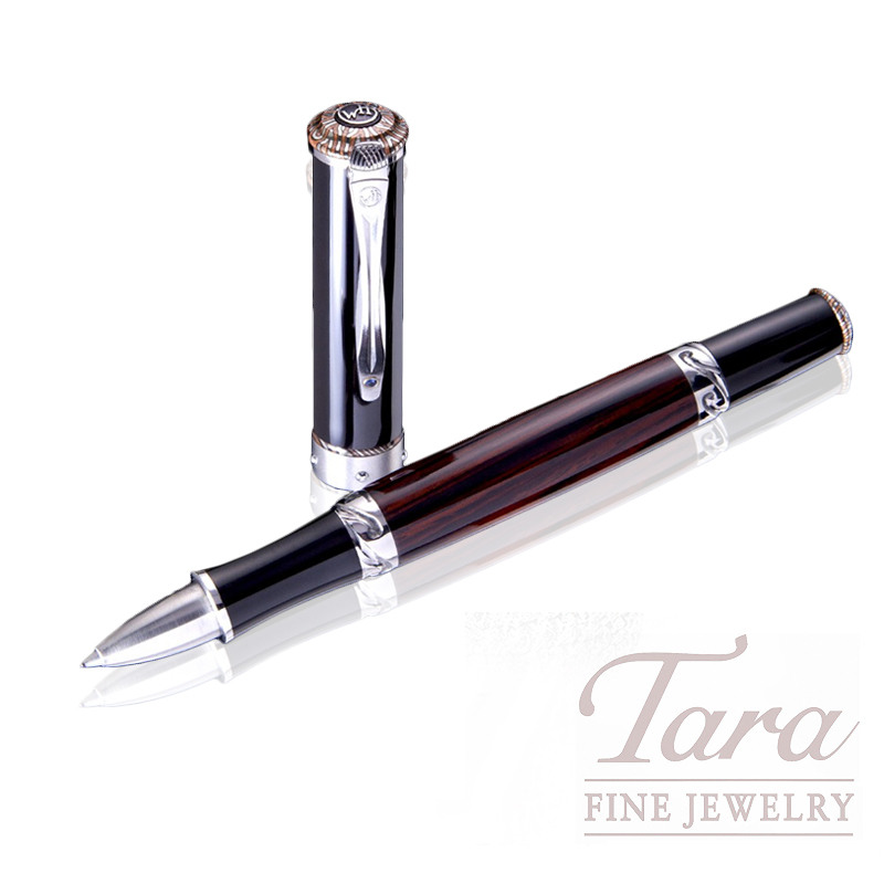 William Henry Cabernet 9 Rollerball Pen