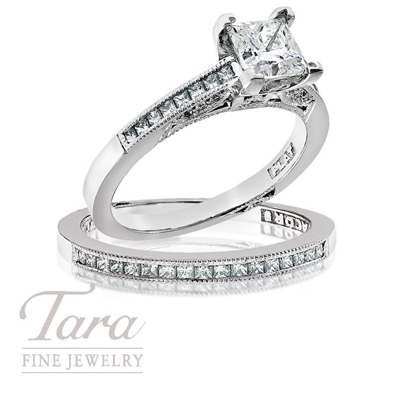 tacori wedding ring 32 tdw band 26 tdw