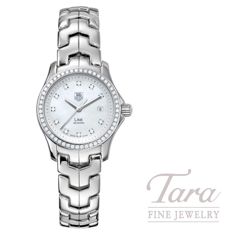 Tag Heuer Link Ladies Quartz Watch