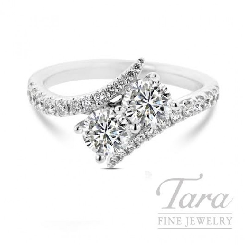 Forevermark Ever Us Two Diamond Engagement Ring - Click For Available Sizes!