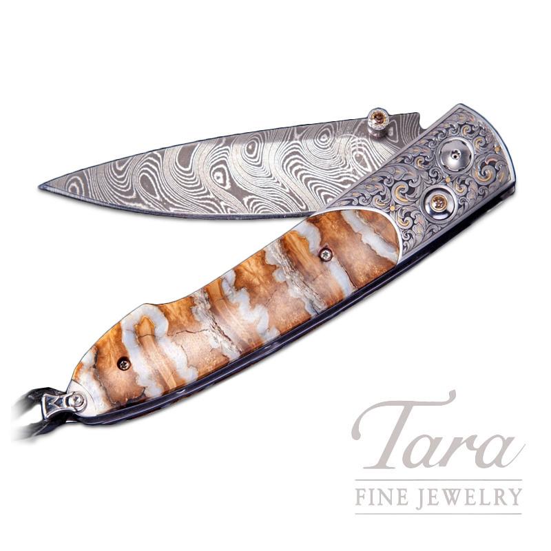 William Henry Lancet Montezuma Pocket Knife