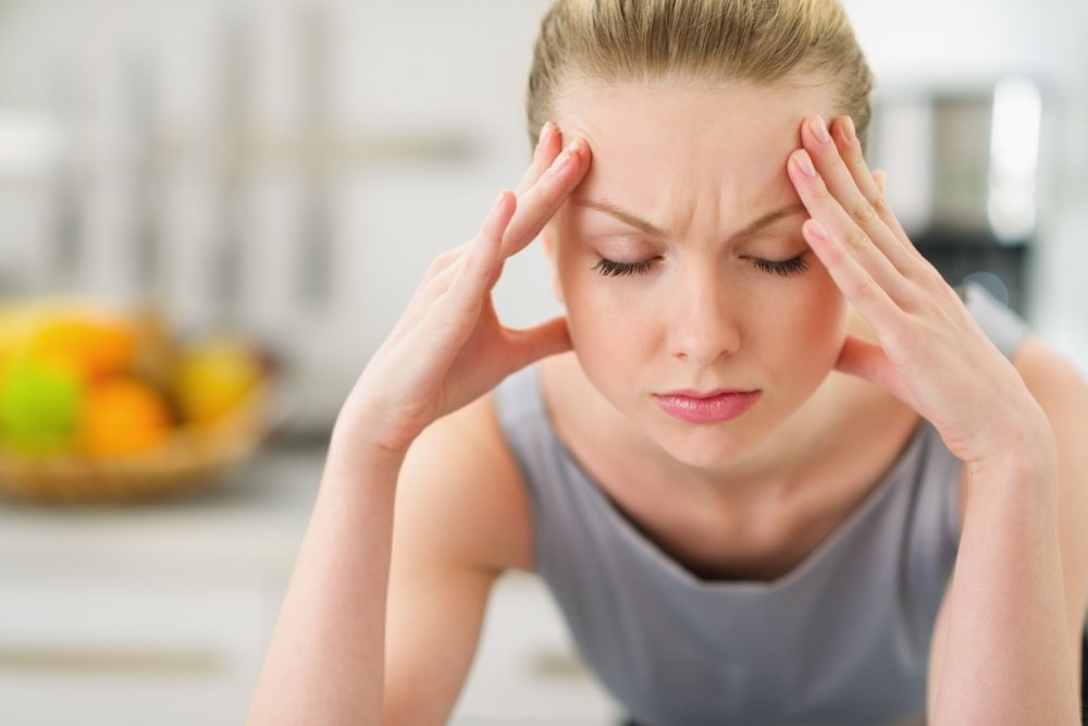 What is a sinus headache? image