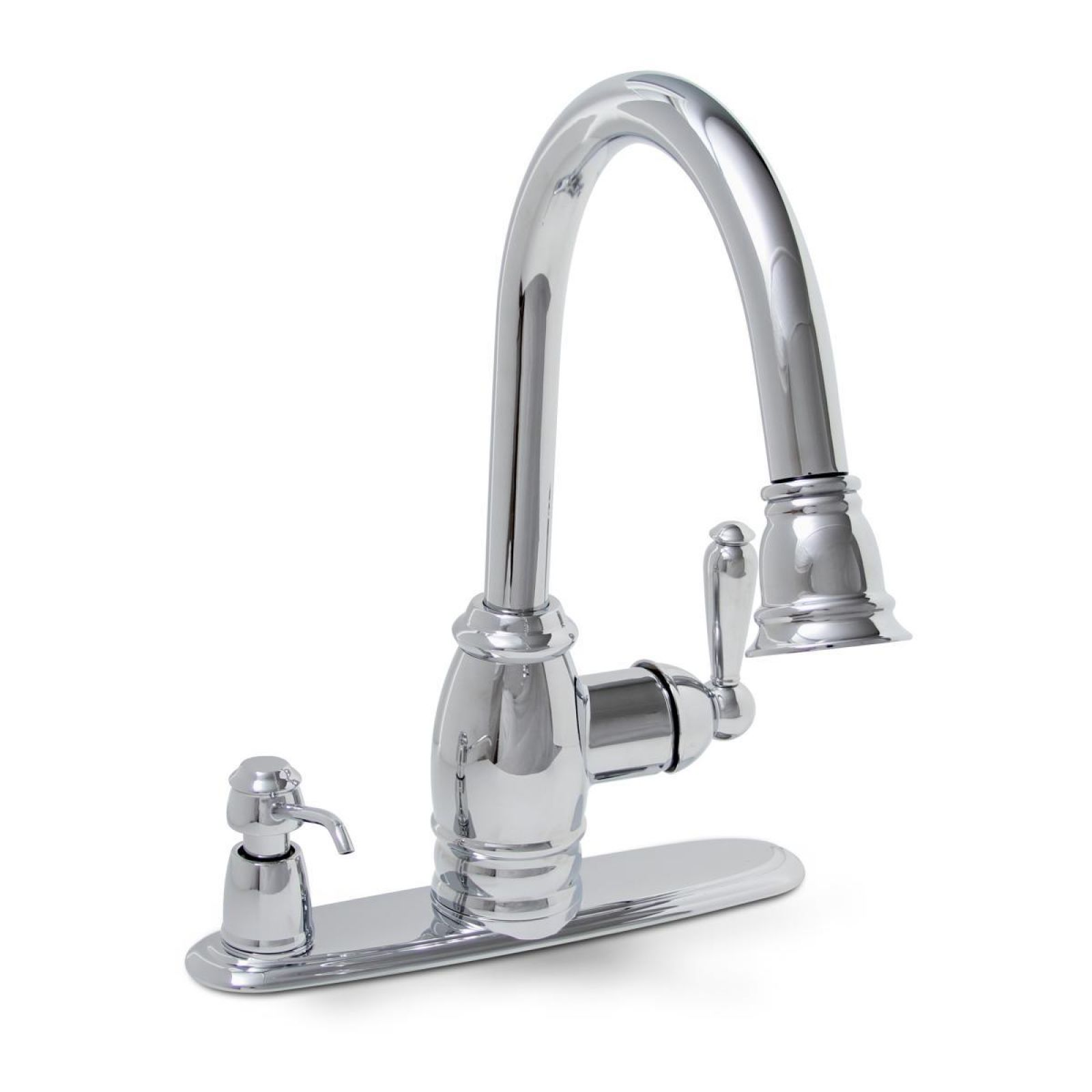 Sonoma Pull Down Kitchen Faucet | Delta Plumbing