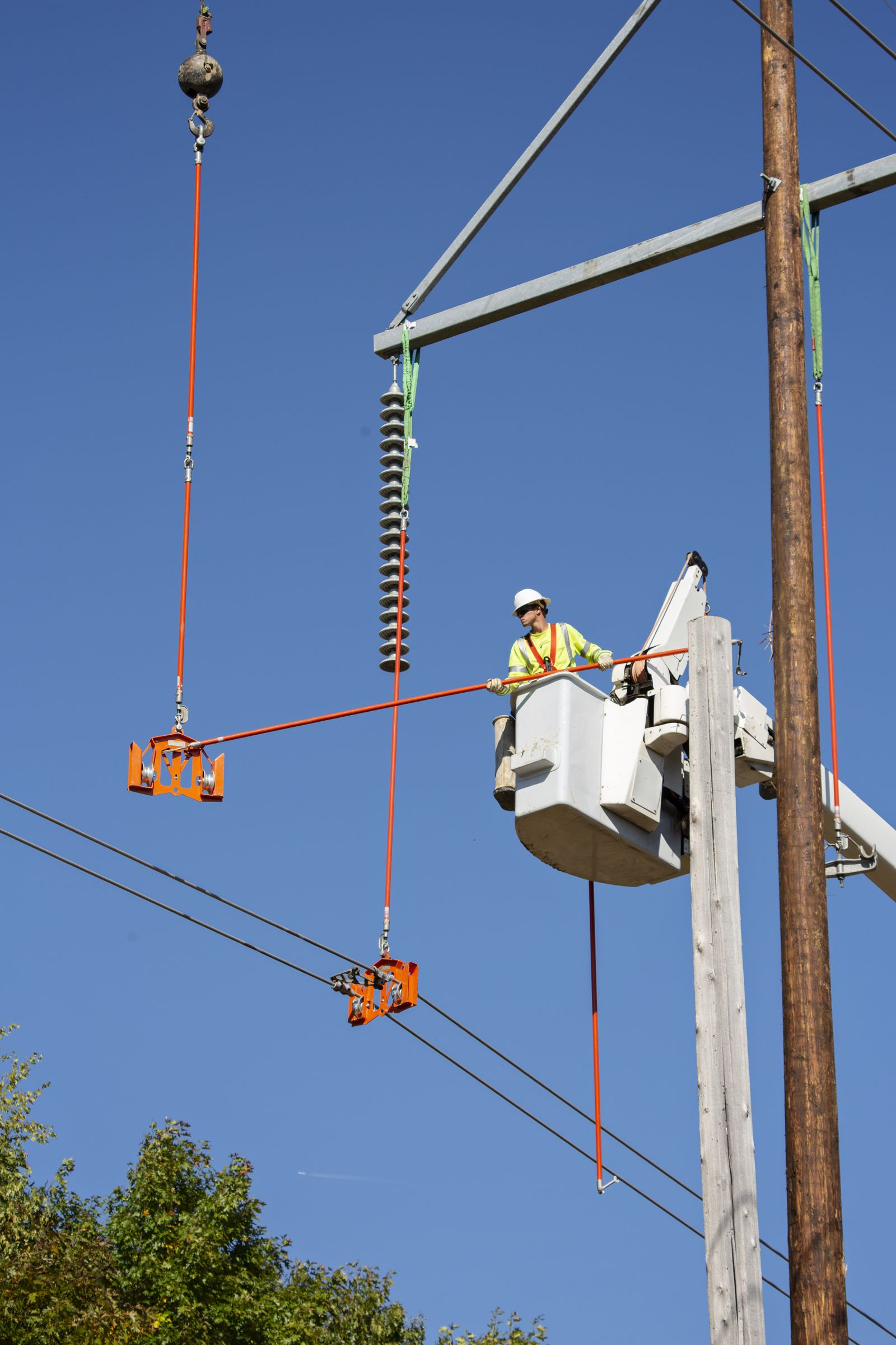 Welcome To On Target Utility Services Underground Electrical Service Cable Power Line