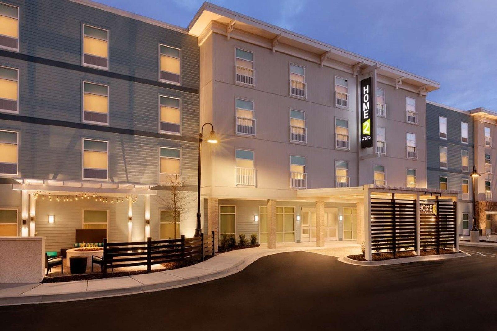 Home2 Suites Mt Pleasant